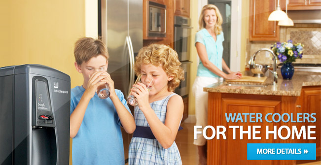 Water Coolers for the Home