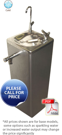Rhino Water Cooler ideal for Schools | Free Trial