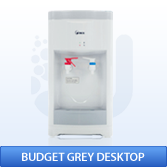 Budget Grey Desktop Water Cooler