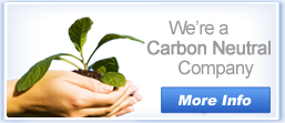 We're a Carbon Neutral Company